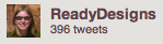 ReadyDesigns 396 Tweets