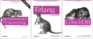 3 Fun O'Reilly Media Programming Book Covers